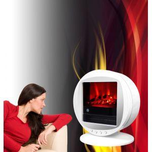 Chemin'Arte Fire Bowl - Cheminée électrique 2000W