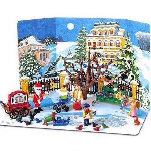 Playmobil 4152 - Calendrier de l'avent Jeux de neige