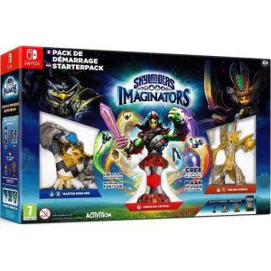 Activision Skylanders Imaginators - Pack De Démarrage - Nintendo Switch