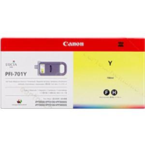 Canon PFI-701Y - Cartouche d'encre jaune
