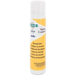 PetSafe KIT11123 - Recharge citronnelle 75 ml pour collier anti-aboiement spray