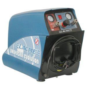Lacme Universair Evolution - Compresseur monobloc sans huile compact et puissant 13 m³/h cuve 5 litres (101800)