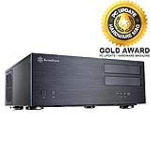 Silverstone Grandia GD08 (SST-GD08B-USB3.0) - Boîtier Multimédia sans alimentation