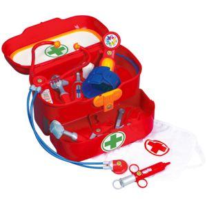 Klein valise de docteur et ses accessoires comparer avec for Valise makita avec tous ses accessoires