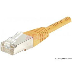 Dexlan 853339 - Cordon réseau RJ45 patch FTP Cat.6 25 m