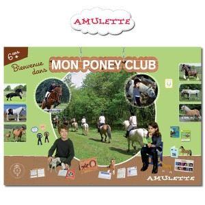 Amulette Mon Poney Club
