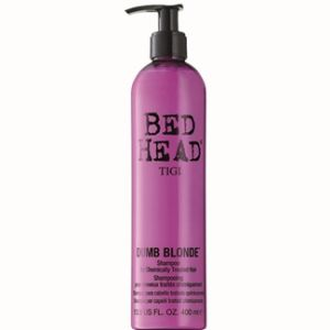 Tigi Bed Head Dumb Blonde - Soin reconstructeur cheveux