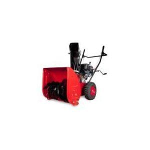 Mecafer OTK 4002 - Fraise à neige thermique 6,5Cv 196cm3 1700m²/h autopropulsée avec éclairage