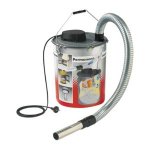 Perel TC90200 - Aspirateur à cendres 20 L