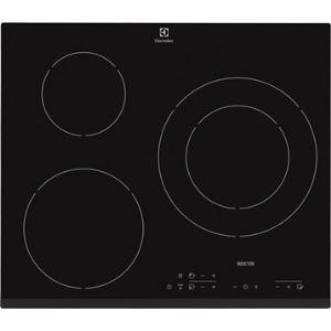 electrolux e6223hfk table de cuisson induction 3 foyers. Black Bedroom Furniture Sets. Home Design Ideas