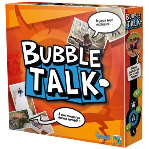 Asmodée Bubble Talk