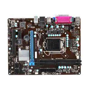 MSI H61M-P32/W8 - Carte mère Socket LGA 1155
