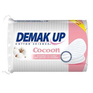 Demak Up Cocoon - 52 cotons à démaquiller ovale