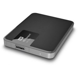"Western Digital WDBCGL0020BSL - Disque dur externe My Passport for Mac 2 To 2.5"" USB 3.0"