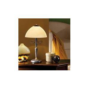 Eglo Lampe Beluga en acier et verre (44 cm)