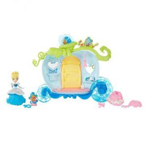 Hasbro Mini univers Disney Princesses : Le carrosse de Cendrillon