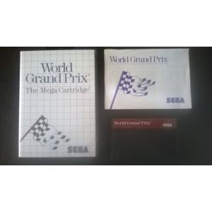 World Grand Prix sur Master System