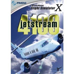 4100 Jetstream - Add-on FS X sur PC