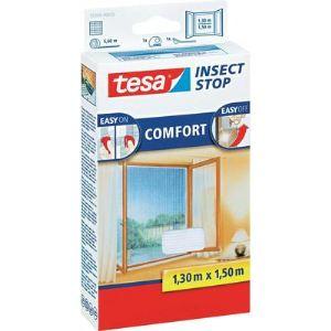 Tesa Moustiquaire Comfort Insect Stop pour fenêtre (130 x 150 cm)