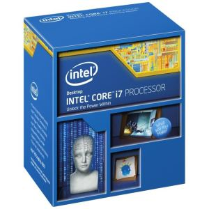 Intel Core i7-5820K (3,30 GHz) - Socket LGA 2011