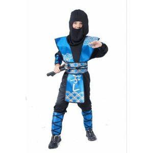 Déguisement de ninja (taille au choix)