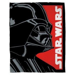 Sahinler Plaid Dark Vador Star Wars (120 x 150 cm)