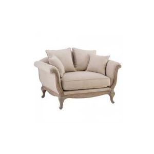 Hanjel Mini canapé Pompadour (90 x 140 cm)