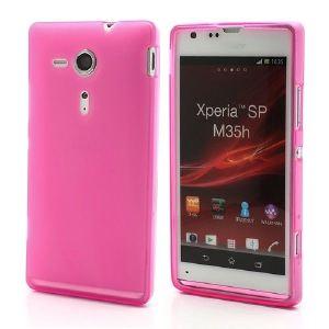 XPSP-COQ-TV-003-B - Coque de protection pour Sony Xperia SP