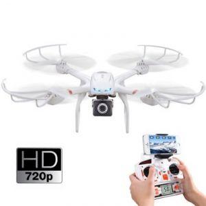 Mjx X101 - Drone avec caméra C4008 HD Mode 1 et 2