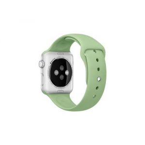 Apple MM9A2ZM/A - Bracelet sport menthe Watch 42 mm