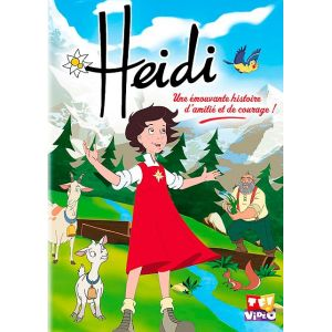 Dvd heidi dessin anime comparer 6 offres - Haidi dessin anime ...