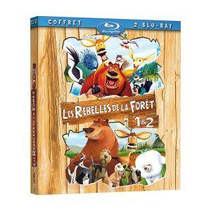 Coffret Les Rebelles de la Forêt 1 et 2