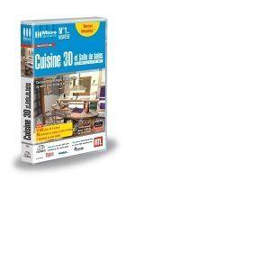 Logiciel d 39 architecture et de decoration micro application for 3d cuisine deluxe