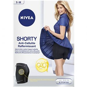 Nivea Shorty anti-cellulite raffermissant Q10+ - Taille S/M