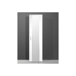 Armoire 1 porte comparer 3143 offres - Penderie 1 porte avec miroir ...