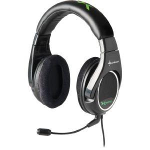Sharkoon Casque 5.1  X-Tatic digital - Xbox 360