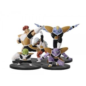 Banpresto Figurine DBZ Diorama Guerriers de Freezer Dramatic Showcase