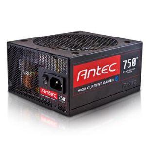 Antec High Current Gamer HCG-750M - Bloc d'alimentation PC modulaire 750W certifié 80 Plus Bronze