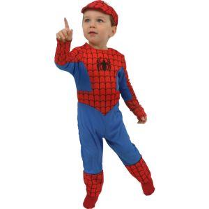 Festiveo Déguisement Spiderman (12-18 mois)