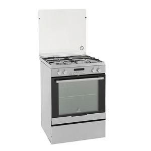 Arthur Martin EKM6770BOX - Cuisinière mixte 3 foyers et four électrique 69 L