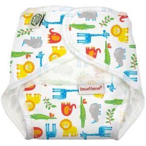 ImseVimse Culotte de protection pour couche lavable (3-6 kg)
