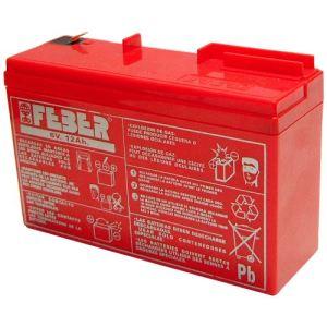 Feber Batterie 6V 10Ah véhicule enfants
