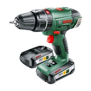 Bosch PSB18 18V - Perceuse-visseuse sans fil a percussion 2.5 Ah