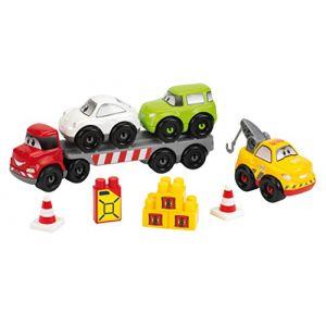 camion jouet transport voiture comparer 61 offres. Black Bedroom Furniture Sets. Home Design Ideas