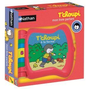 Nathan Mon livre parlant T'Choupi