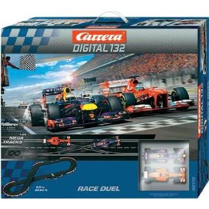 Carrera Toys Digital 132 - Circuit de voitures Race Duel 30175