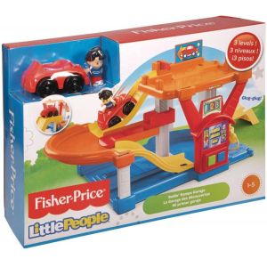 Fisher-Price Little People : Le garage des découvertes