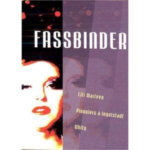 Coffret Rainer Werner Fassbinder - Lili Marleen + Whitty + Pionniers à Ingolstadt