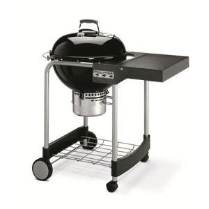 Weber Performer Original GBS 57 cm - Barbecue à charbon avec tablette latérale