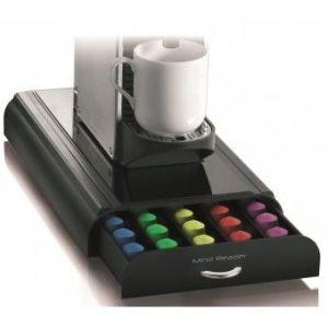 rangement capsules nespresso comparer 21 offres. Black Bedroom Furniture Sets. Home Design Ideas